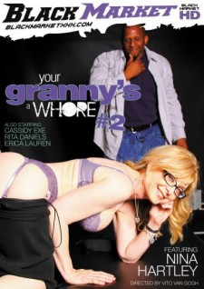 YOUR GRANNYS A WHORE #2 AUTOGRAPHED