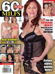 Autographed 60Plus MILFS SP252 Magazine